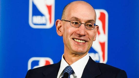 The future of pro sports? Just look at the NBA