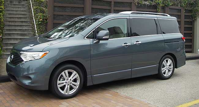 Buying used: the 2011 Nissan Quest