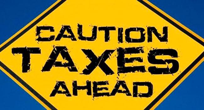The Alberta disadvantage: tax rates drive away investors