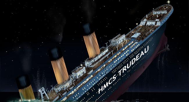 Canada's drifting fiscal ship needs an anchor